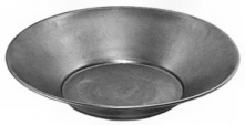 Oldtimers Steel Gold Pan